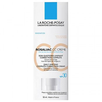 rosaliac cc cream la roche posay 50 ml