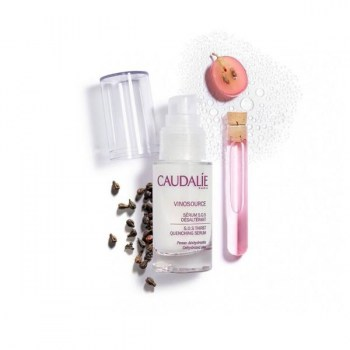 caudalie vinosource serum sos 30 ml